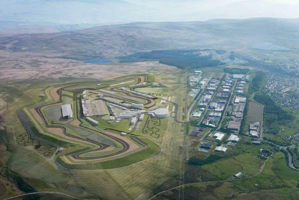 Circuit of Wales MotoGP 2016, Wales Gantikan Seri MotoGp Inggris
