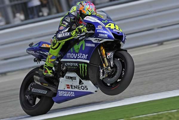 Valentino Rossi Ingin Mengulang Kesuksesan Di Aragon/Federal Oil