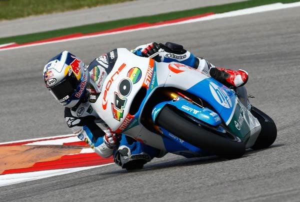 Maverick Viñales Rajai Kualifikasi Moto2 Aragon/Federal Oil