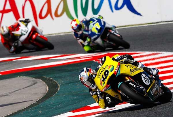 Hasil Lengkap Moto2 Aragon/Federal Oil