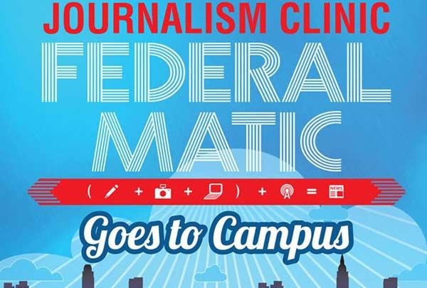 Mahasiswi Univ. Padjajaran Menang Grand Prize Journalism Clinic Federal Matic  /Federal Oil