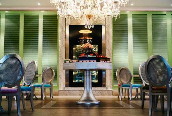 Amber Chocolate and Bar : Café Baru Yang Cozy/Federal Oil