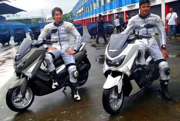 Yamaha NMAX 150 Tembus 123km/jam /Federal Oil