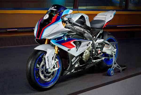 BMW S1000RR Jadi Safety Bike Di MotoGP 2015/Federal Oil