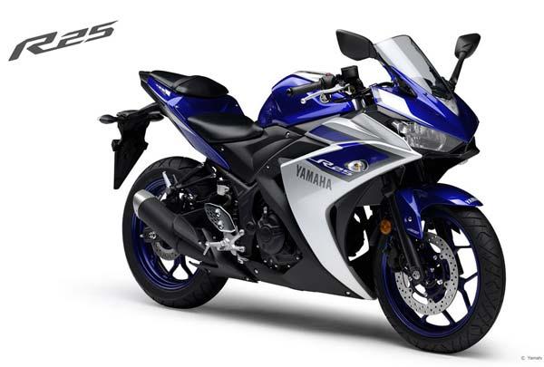 Yamaha YZF-R25 ABS Resmi Diluncurkan/Federal Oil
