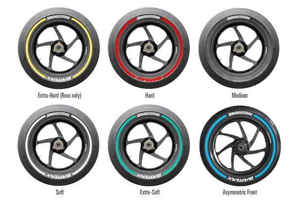 Line Up Ban Bridgestone MotoGP Musim 2015/Federal Oil