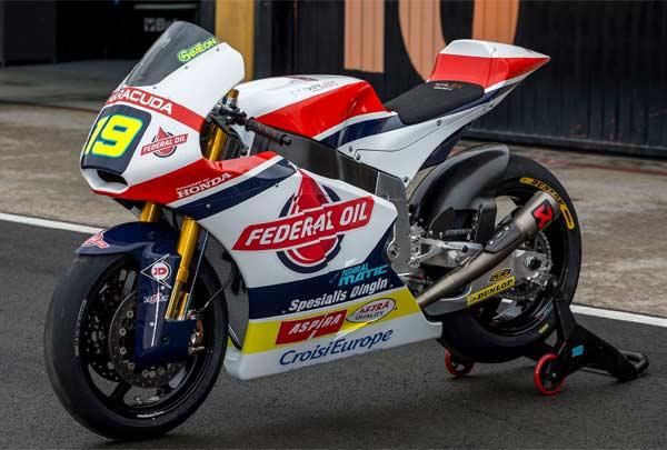 Xavier Simeon Bersama Federal Oil Gresini Moto2 Optimis Hadapi Seri Perdana Moto2/Federal Oil
