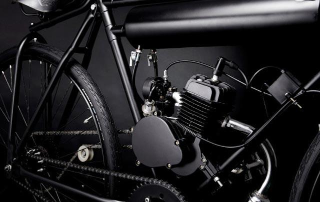 Sepeda Onthel Bermesin Karya Creative Director