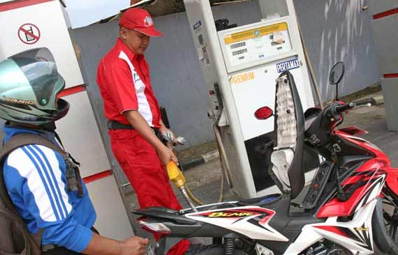kesalahan memilih bbm, mengisi bahan bakar, memililh bensin yang tepat
