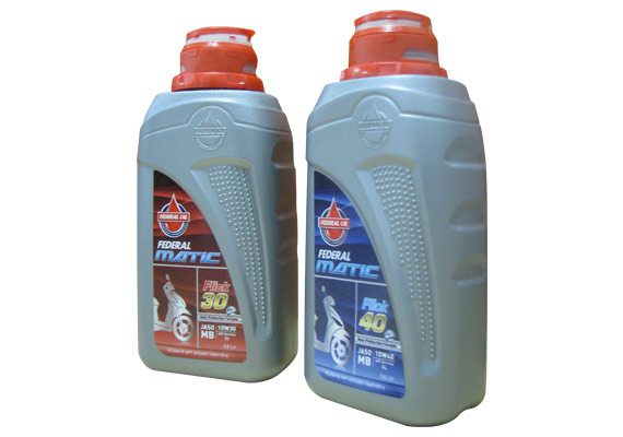 Federal oil, produk federal oil, federal matic, federal matic 30, federal matic 40