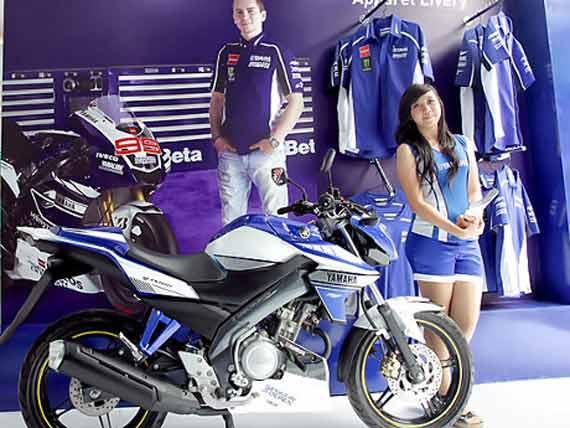 Pekan Raya Jakarta, PRJ 2013, Yamaha PRJ, Berita Yamaha, Yamaha Indonesia