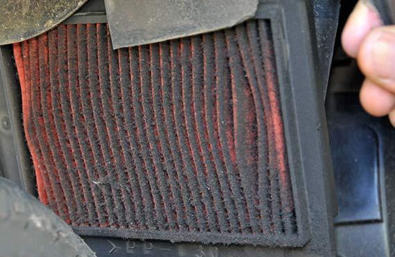 Filter Udara, Filter Udara Motor Matik, Tips Perawatan Sepeda Motor, Tips Rawat Motor Matik, Tips Rawat Filter Udara