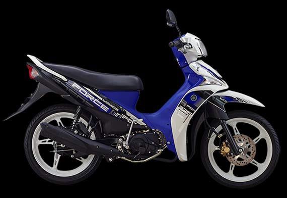 Yamaha, Berita Yamaha, Yamaha Force, Fitur Yamaha Force, Harga Yamaha Force, Bebek Injeksi Yamaha